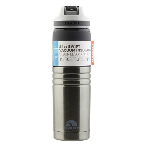 Термокружка Igloo Swift 24 (0,7 литра), черная