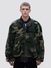 Куртка Alpha Industries L-2B Loose Jacket (Woodland Camo)