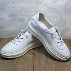 Кеды кроссовки белые женские Rozen M-520 All White.