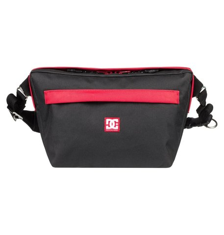 Сумка через плечо DC Shoes HATCHEL SATCHEL M MGRS KVJ0 BLACK