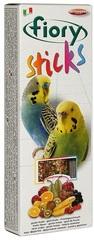 Палочки для попугаев FIORY Sticks, с фруктами