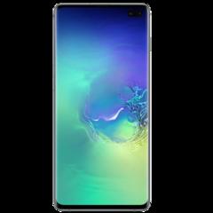 Смартфон Samsung Galaxy S10+ SM-G975F 128GB Green (Аквамарин)