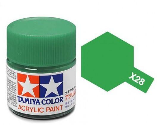 Tamiya Акрил X-28 Краска Tamiya, Травянисто-зеленый (Park Green), акрил 10мл import_files_b9_b9307eef5a8411e4bc9550465d8a474f_e3fbec2a5b5511e4b26b002643f9dbb0.jpg