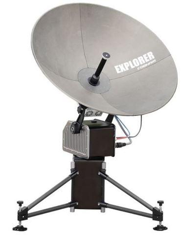 Спутниковый терминал COBHAM EXPLORER 6075LX