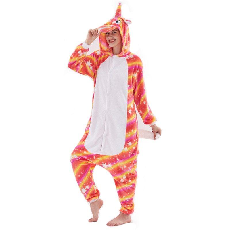Плюшевые пижамы Единорог Огненный (Оранжевая ночь) HTB1AmJNaEzrK1RjSspmq6AOdFXaA.jpg
