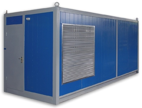 Дизельный генератор Himoinsa HDW-700 T5 в контейнере