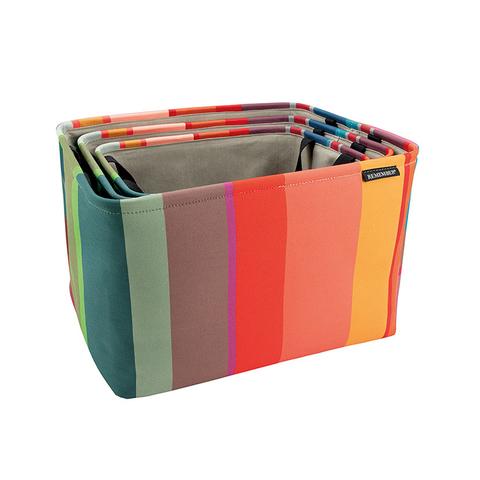 Набор корзин для хранения Remember, Yuna, 3 шт.