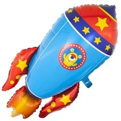 К Фигура, Космическая ракета,  41''/104см.