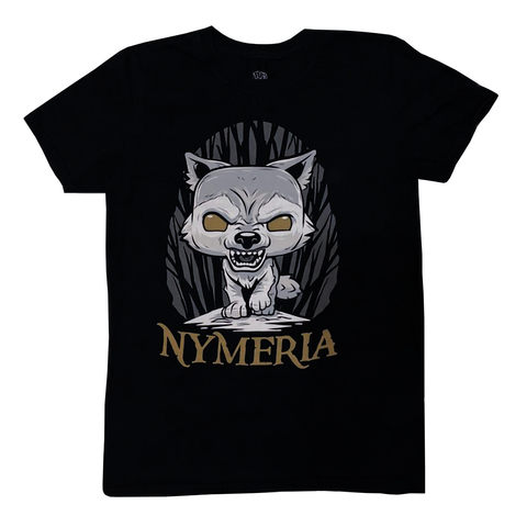 Футболка Funko POP and Tee: GOT: Nymeria (L)
