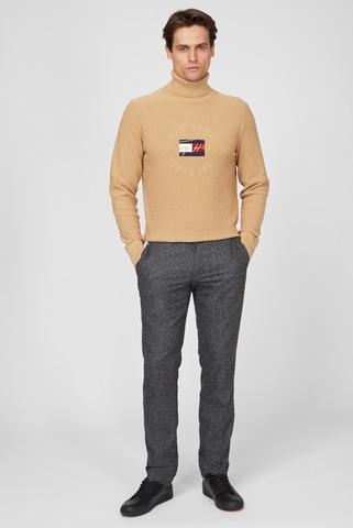 Мужские серые брюки DENTON DONEGAL Tommy Hilfiger