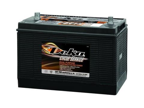 Аккумуляторная батарея  Deka 7T31P, 140 А/ч