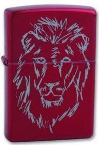 Зажигалка Zippo Lion