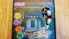 Светодиодные лампы домашняя Let's Party 5м 50LED синий
