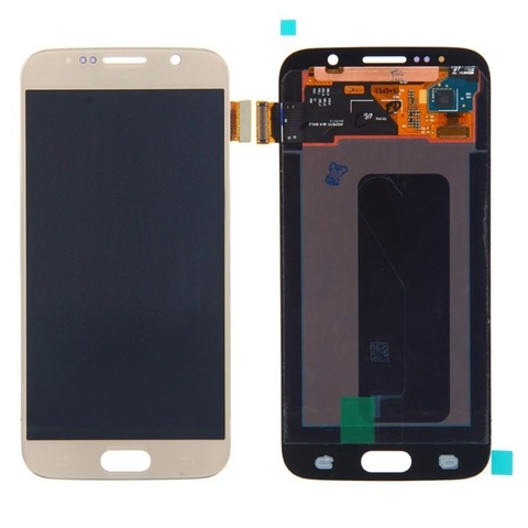 LCD SAMSUNG Galaxy S6 G920F + Touch Gold Orig