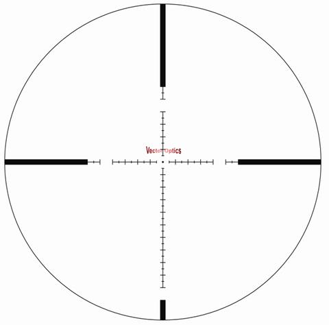 VECTOR OPTICS MARKSMAN 3.5-10X44