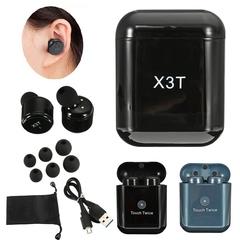 Беспроводные наушники TWS X3T Touch Twice