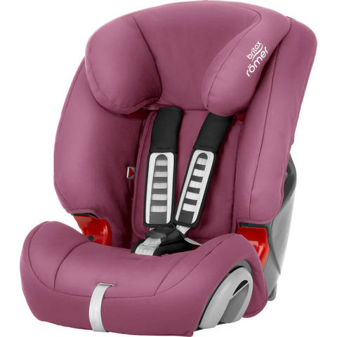 Автокресло Britax Roemer Evolva 1-2-3 Wine Rose