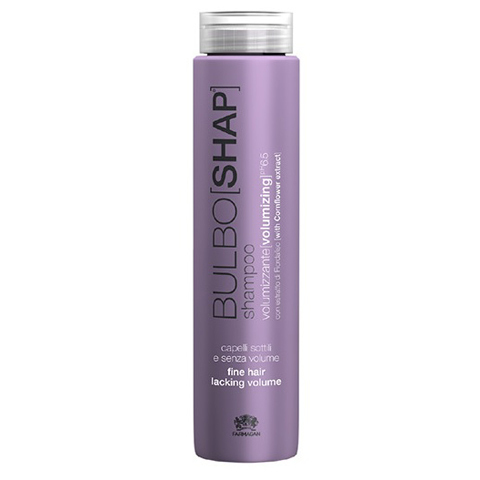 Farmagan Bulboshap: Шампунь для увеличения объема тонких волос (Fine Hair Lacking Volume Shampoo), 250мл