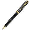Parker Sonnet - Dark Grey GT, ручка-роллер, F, BL