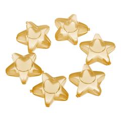 Лед многоразовый «Звезды» 6 шт, 3,5х3,5 см