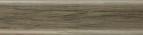 Винтаж 56 плинтус с мягким краем (2500*56мм) Salag Польша