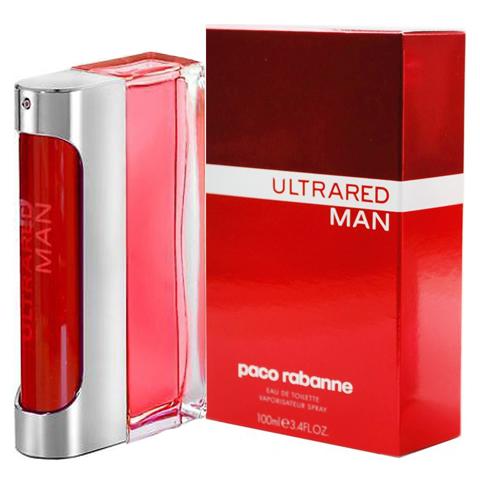 Paco Rabanne: UltraRED Man мужская туалетная вода edt, 100мл