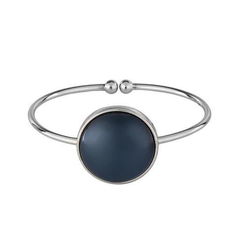 Браслет Pearl Black Agate C1374.4 BW/S