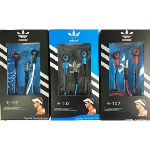 Наушники Adidas E-102 (ассорти)