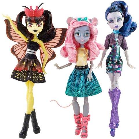 Набор из 3 кукол. Бу Йорк