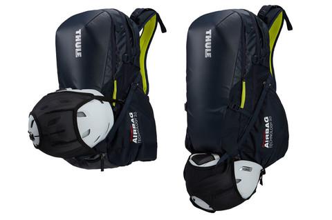 Картинка рюкзак горнолыжный Thule Upslope 35L Lime Punch - 4