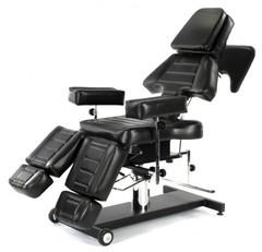 Кресло для тату салона Таурус цвет черный