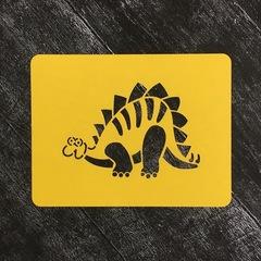 Динозавр №8