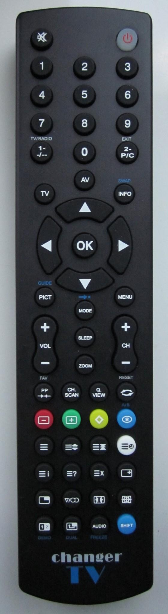 CHANGER TV