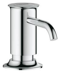 Дозатор жидкого мыла встраиваемый Grohe soap dispenser 40537000 фото