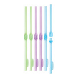 Набор многоразовых соломинок To-go (6шт), артикул 21411, производитель - Sistema