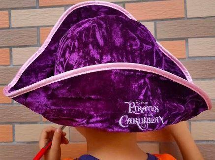 Пираты Карибского моря детская шляпа