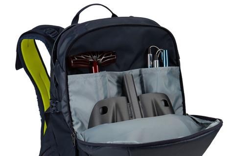 Картинка рюкзак горнолыжный Thule Upslope 35L Lime Punch - 5