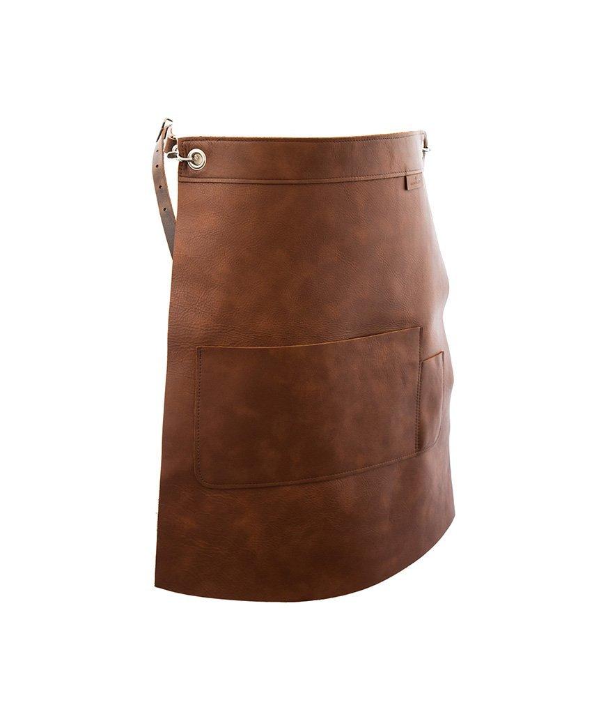 """Фартук кожаный на поясе """"Wenlock"""" Bradleys"""