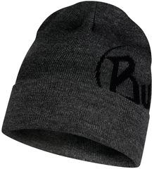 Вязаная шапка Buff Hat Knitted Vadik Melange Grey