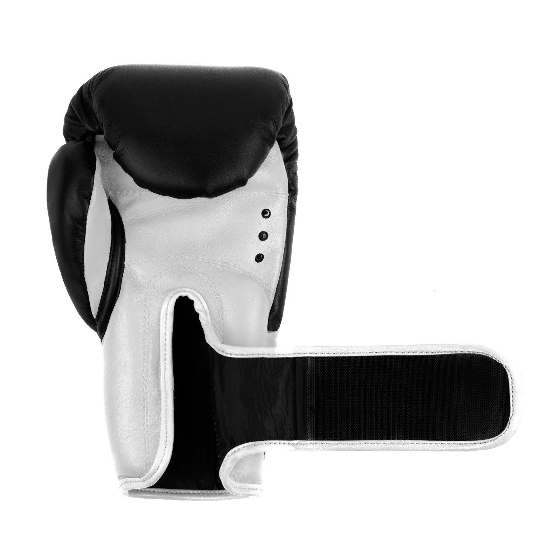 Перчатки Dozen Dual Impact Black/White длина манжета