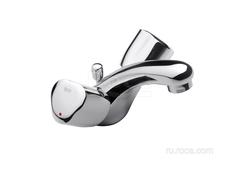 BRAVA Смеситель для раковины без донного клапана Roca 5A3130C00 фото