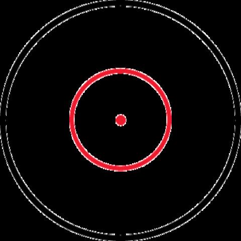 Оптический прицел Leupold VX-3 1,5-5x20 Cicle Dot 67840