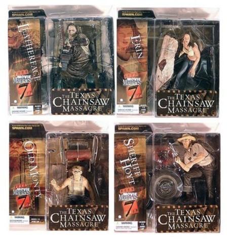 Texas Chainsaw Massacre - MOVIE MANIACS 7