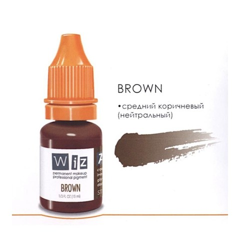 BROWN WizArt 10мл