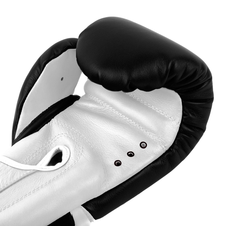 Перчатки Dozen Dual Impact Black/White вентиляция