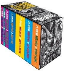 Harry Potter Boxed Set: Complete Collection (new adult PB)