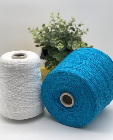 Хлопок  Filartex spa  GALASSIA  250  бирюзово-голубой яркий