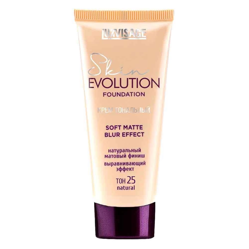 Тональный крем Skin Evolution Soft Matte Blur Effect