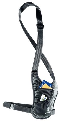 Картинка кошелек-кобура Deuter Security Holster black - 1