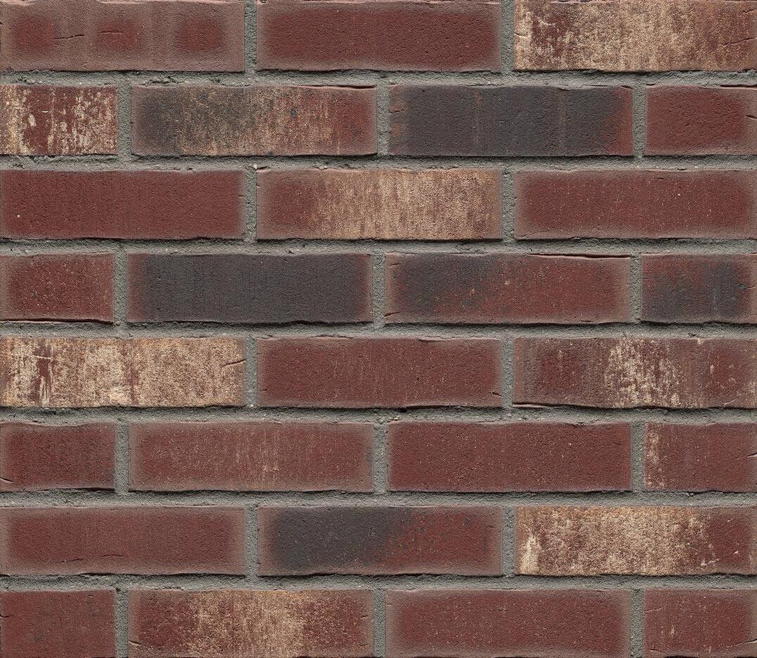 Feldhaus Klinker - R746NF14, Vascu Cerasi Rotado, 240x14x71 - Клинкерная плитка для фасада и внутренней отделки